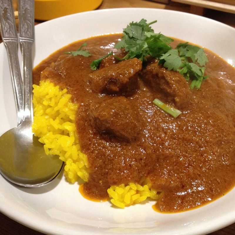 Curry Mutton Curry