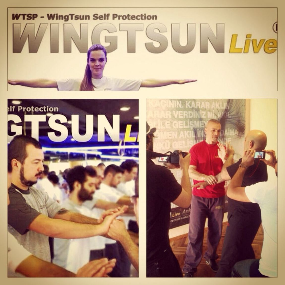 Wingtsun Wingtsunlive  Performance Martial Arts