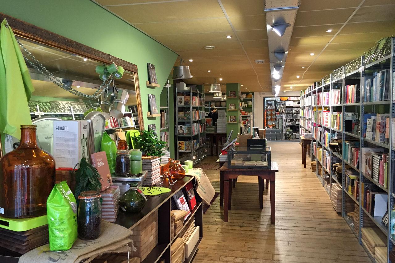 Kookpunt Cooking Books Coffee Rotterdam