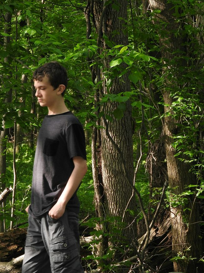 Taking Photos Check This Out Enjoying Life Outdoors Out For A Walk Exploring Nature In The Woods Young Man Out Walking Teenage Boy Greenery