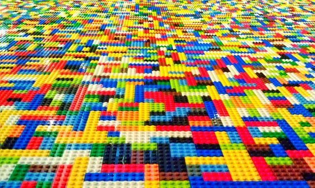 Lego Art Piece Brick Wall Art Wall Of Bricks Wall Murals Wall Decor Legostagram Legophotography Legogram Wall Art Lego Art Lego Bricks Colours Colors Colourful Repetition Square Texture Wall Textures Colorful Background Geometry Pattern Geometric Shapes Brick Wall Blocks Brick LEGO