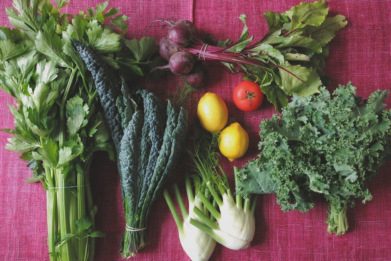 delicious vegetables of all Colors makes for a healthy Monday :) Market Bestsellers 2017