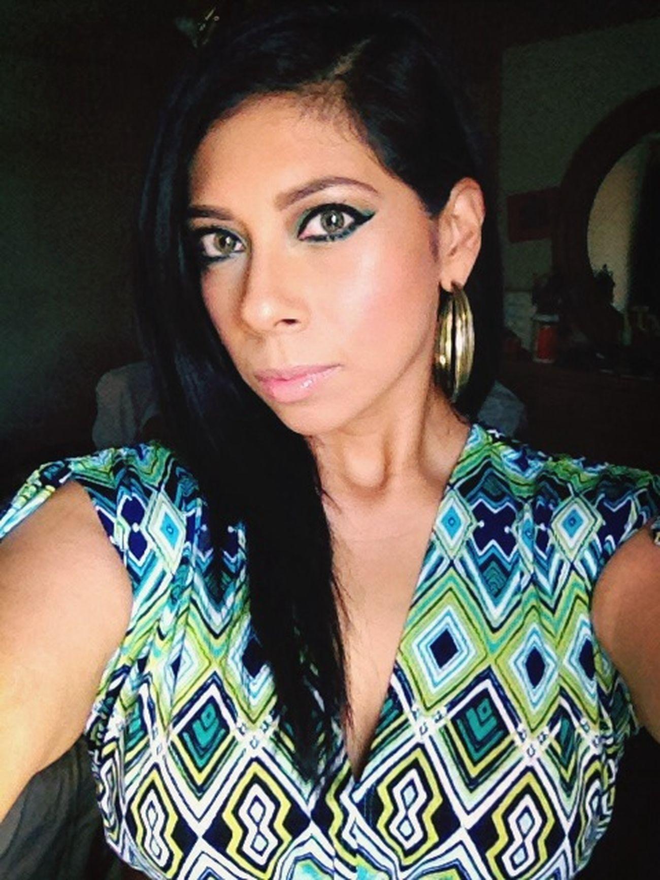 Selfie ✌ Simply Me ❤ Eye #eyeshadow #eyelashes #eyebrows #instabeauty Makeup