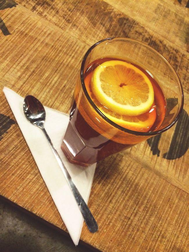 Tea Hottea Cinamon Lemon Teahouse