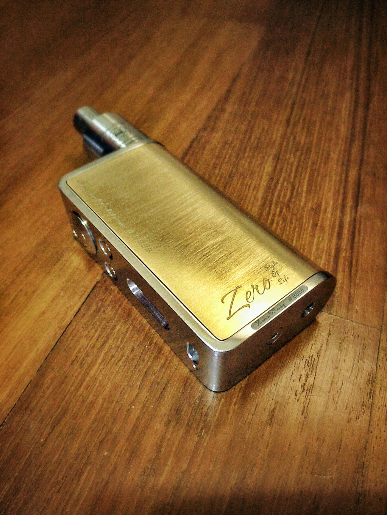 Zerodna Dna 30  Zero Carlos Creation