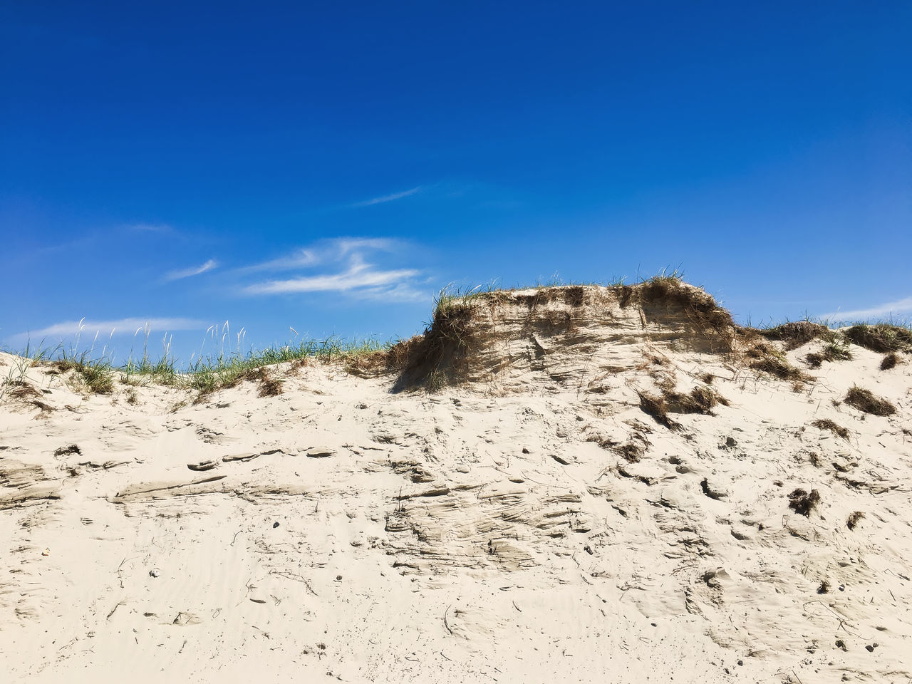 Beauty In Nature Blue Clear Sky Day Nature No People Outdoors Sand Scenics Sky Sunlight