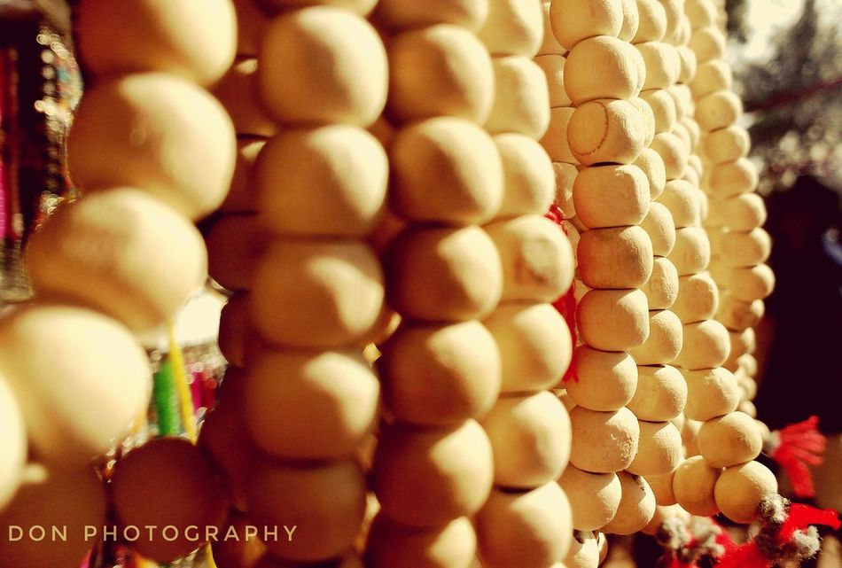 Beads White Abundance Meditation Medicine Kushalnagar Golden Temple Akkosootu And Unnikuttam. Mobile Photography