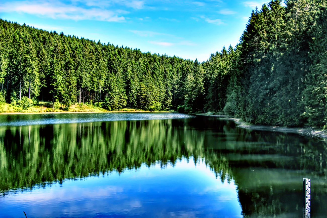 Reflection Idyllic Nature Water Beauty In Nature Landscape Reflection Lake Hdrphotography Hdroftheday HDR Picoftheday HDR Collection Hdr_pics Beautiful View Beautiful Landscape Beautiful Scenery Nice View Blue Sky And Trees Blue Sky