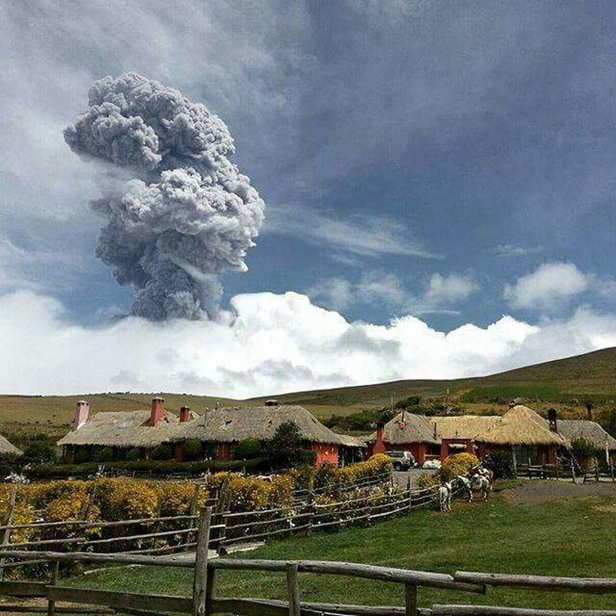 Bella y maldad Nature Photography Erupción Ecuador♥ Turisteando Hello World Paisaje Natural