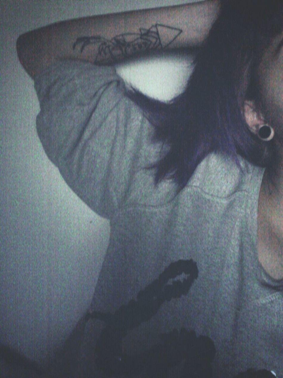 Night Athome  Tattoo Hair Trashy D0xy