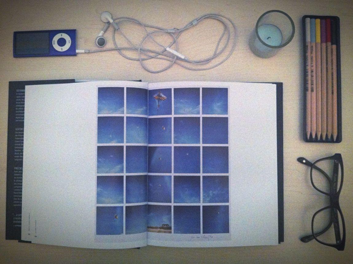 Essientials ????✏️ Book Glasses Candle Essentials Thepolaroidbook Polaroid Ipod