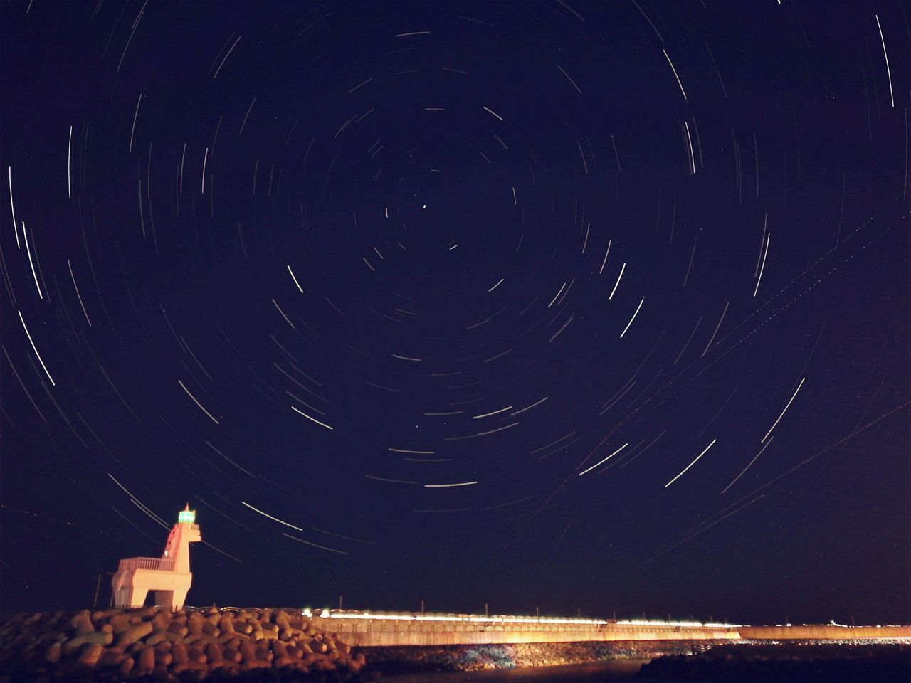 Night Star - Space Astronomy Space And Astronomy Sky Nature Galaxy No People Star Trail Outdoors Star Field Beauty In Nature Phontograph Mobliephotography PhonePhotography South Korea Jejuisland Jeju Island, Korea