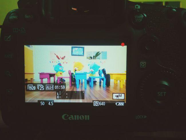 Still working on saturday night.. Canon 5D MarkIII Kids Program Channel My Passion Shootingday