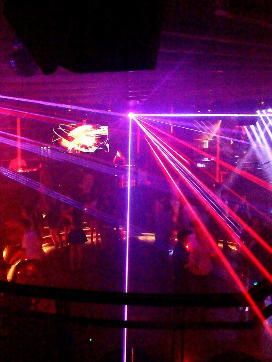 The Innovator Lasershow Nightclub Party Dance Showcase:June