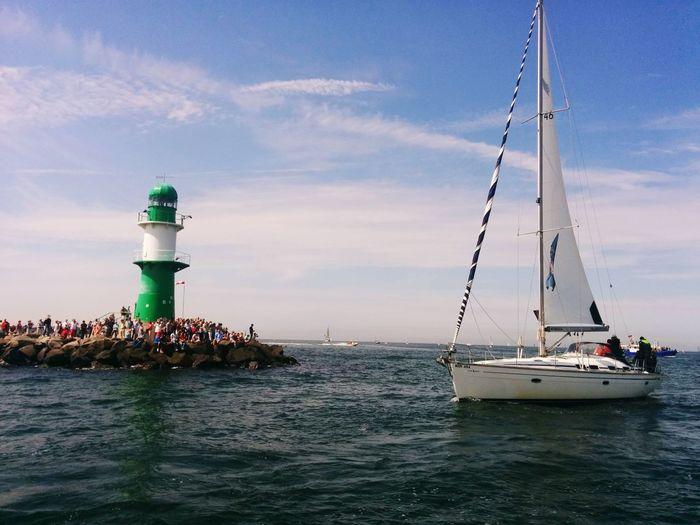 HanseSail Shine A Light Lighthouse