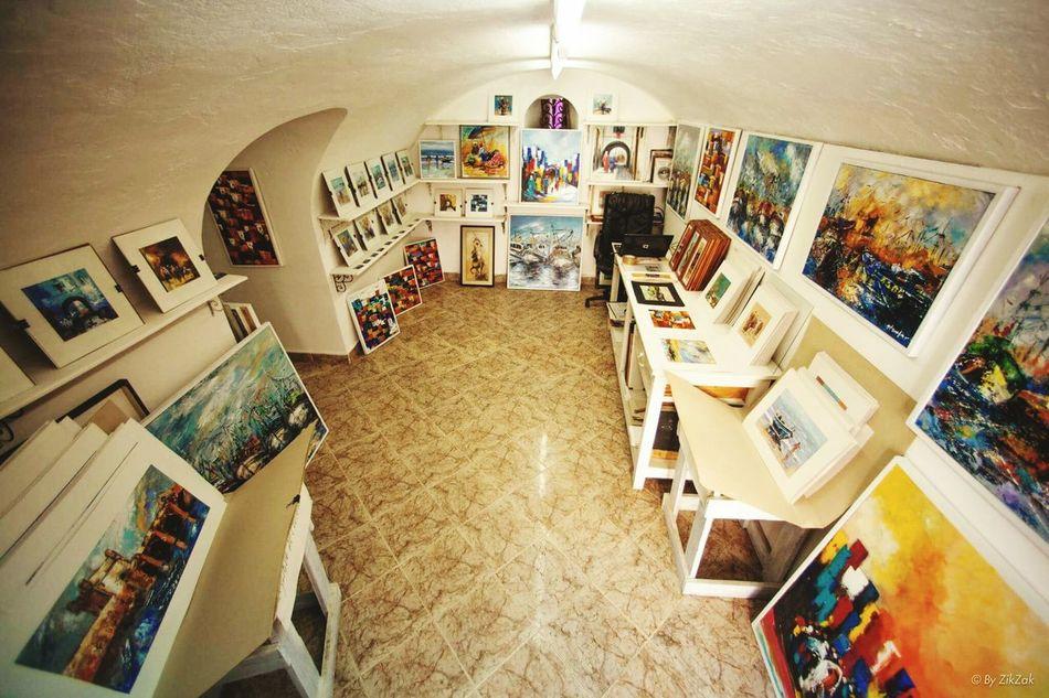 Peinture 😍 Perfect Place 💓 Nice Colors Magnifique Praticamente: KEEP CALM E FATE LA FILA ! Love Drawing ❤