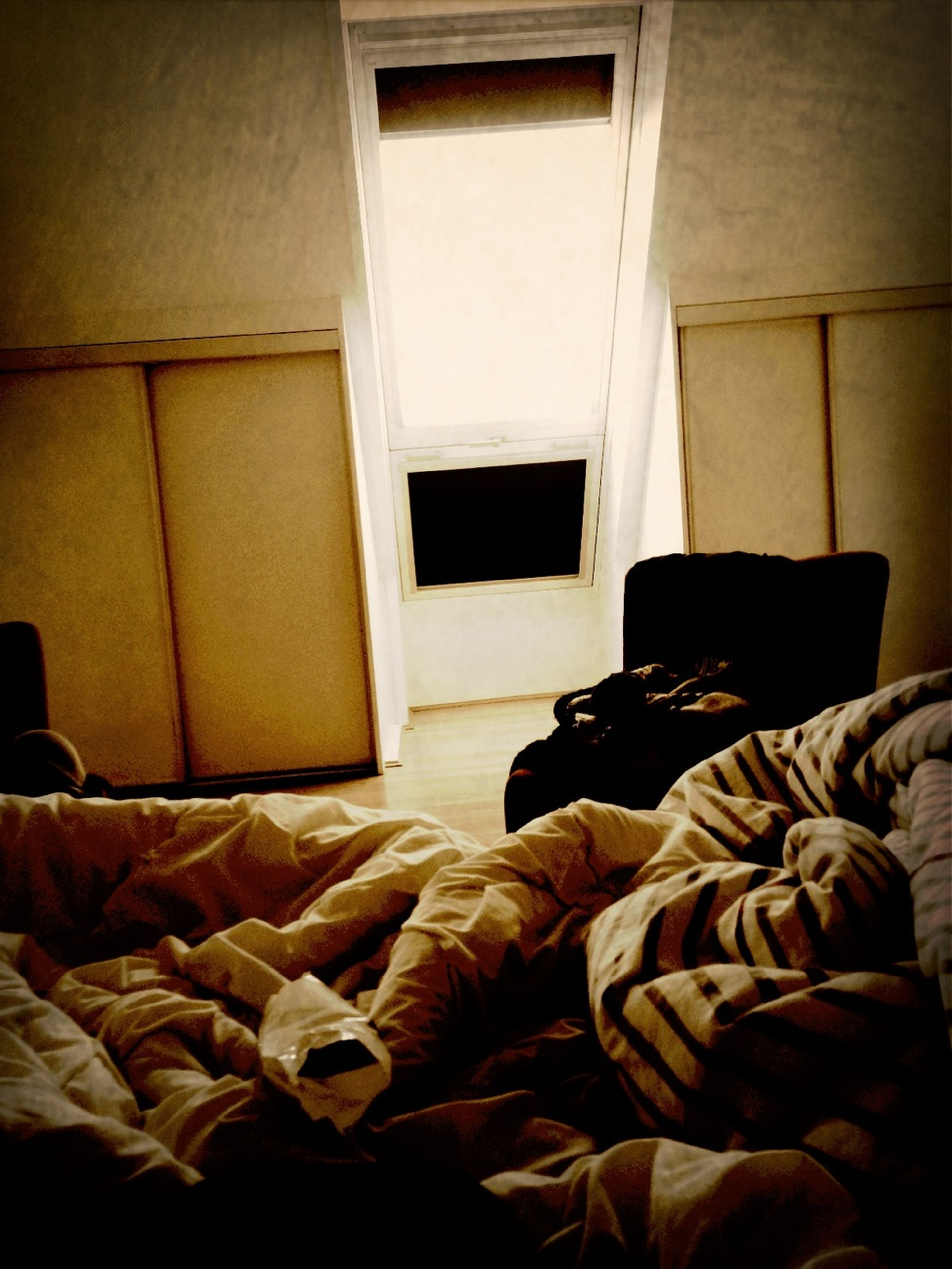 indoors, home interior, bed, window, sofa, bedroom, absence, house, domestic room, furniture, pillow, chair, architecture, no people, built structure, living room, room, relaxation, wall, day
