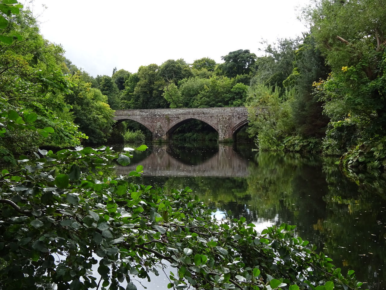 when the bridge reflects himself in the water your dream will become true Check This Out Hello World Cramond Countryside Scotland