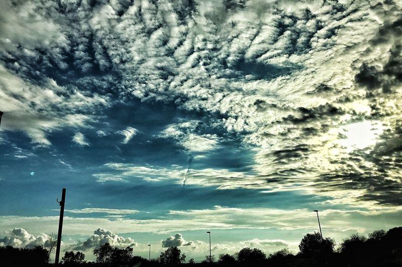 Amazing Sky Clouds