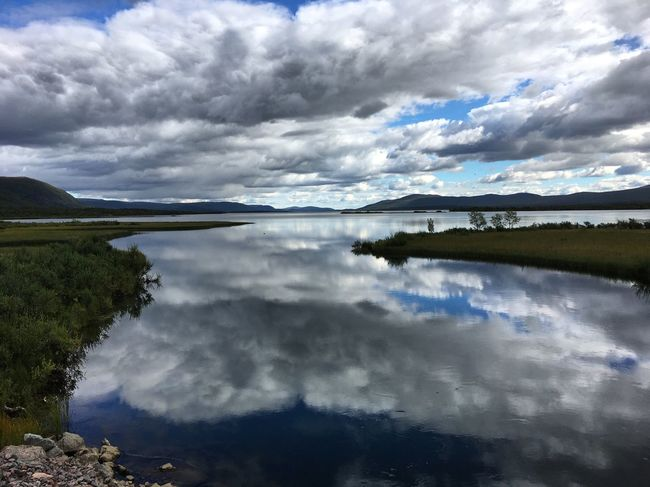 Oh! Kiruna Nature Reflection Sami Nature Photography Mountains Landscape Best EyeEm Shot Sapmi