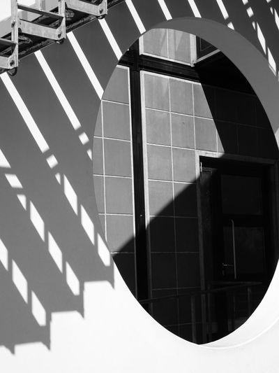 Architecture Built Structure Shadow Building Exterior Day No People Outdoors Close-up Black And White Photography Blackandwhite Photography Black And White Blackandwhite Stairs_collection Shadows & Lights Light And Shadow Reflection Reflection_collection Shadow Photography Shades Of Grey