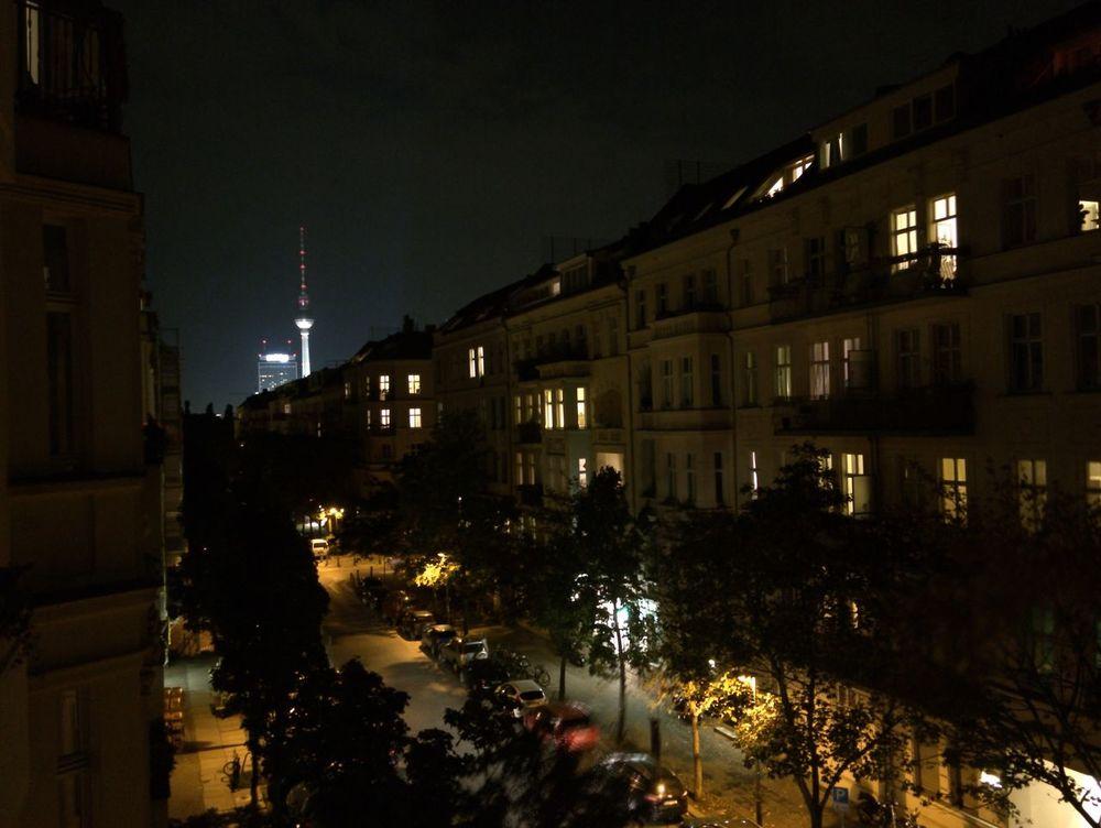 Goodnight, Berlin ! EyeEm Gallery 2014 EyeEm Festival
