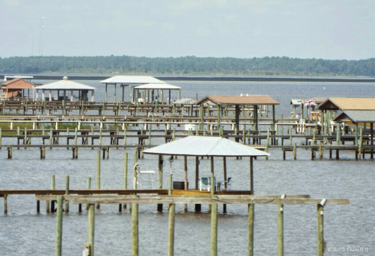 A place to fish in Jacksonville Florida JacksonvilleFL Fishingspot USA Outdoor Photography Dockside Fishing Time
