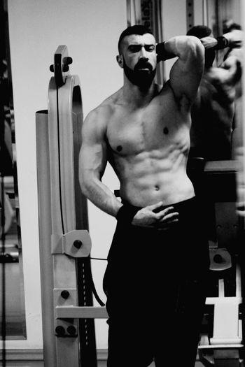 Abdominal Exercise Motivated Fitness Training Nopainnogain Rusian Perfectmen Body & Fitness Men