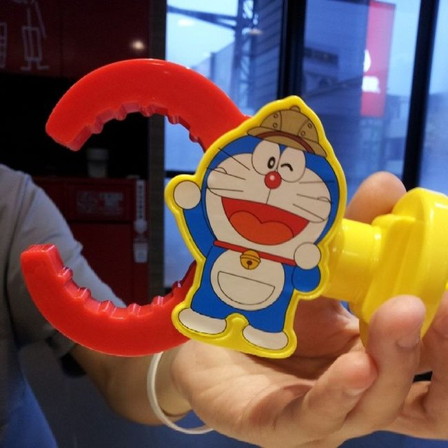 阿彥 保華 喜樂乃是心靈的良藥 兒童餐 哆啦A夢