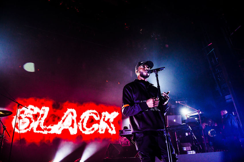 6lack at Theatre Corona for ARP.media 6lack Hip Hop HipHop Lighting Equipment Live Music Montreal, Canada Montréal Music Quebec Singer  Stage Stage Light Canada Concert Concert Hall  Concert Photography Indoors  Music Night Nightlife Performance Rapper Stage - Performance Space Stage Light Theatre Corona
