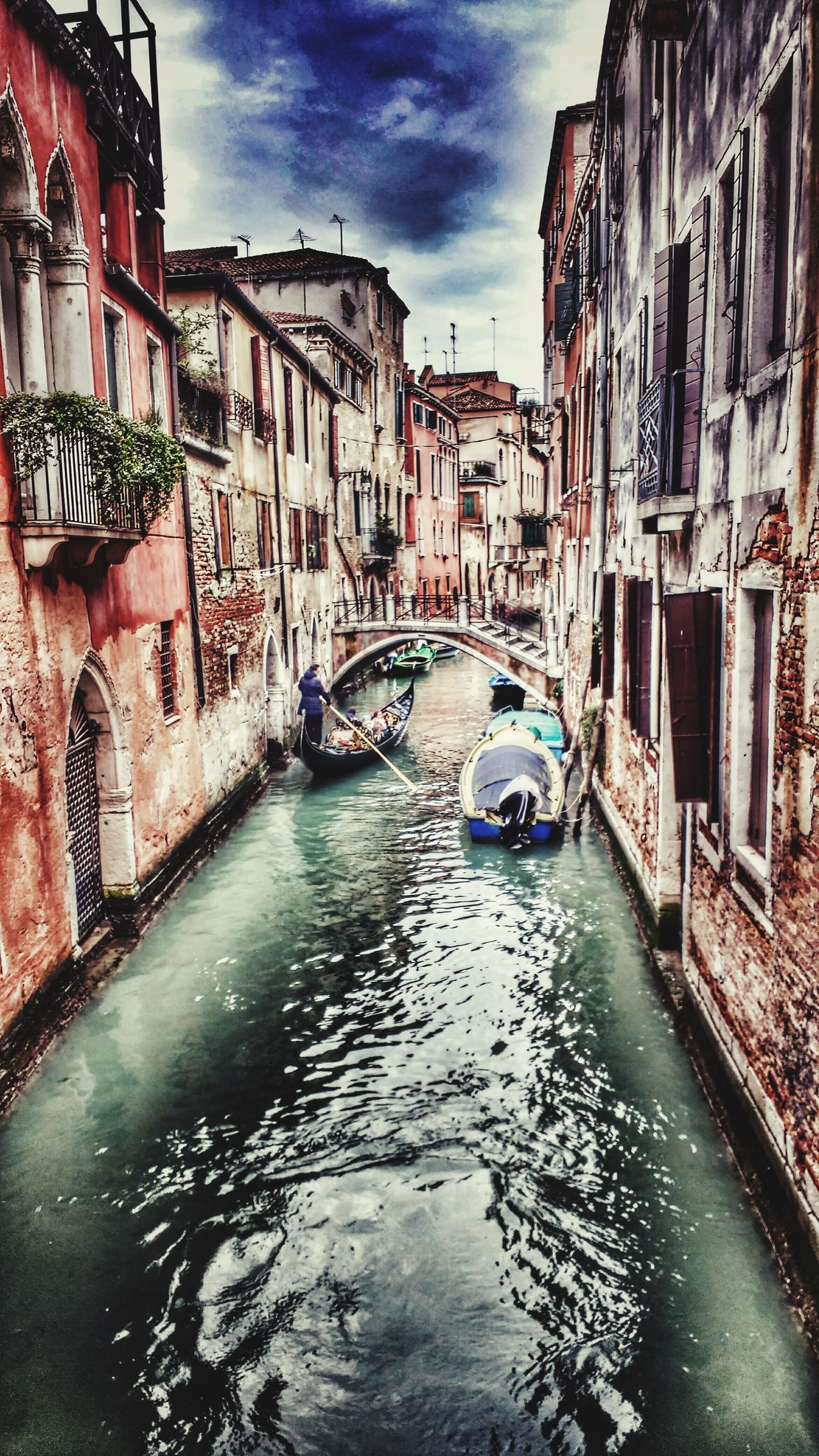 Canals Canals And Waterways Gondole In Venice Old Buildings Old-fashioned The Week Of Eyeem March Showcase Marchphotochallenge Water_collection Water Colors Pastel Colors Hidden Gems