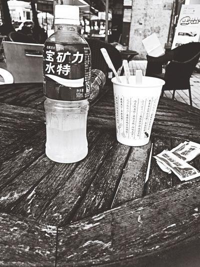 Familymart Streetphotography Black & White Taking Photos