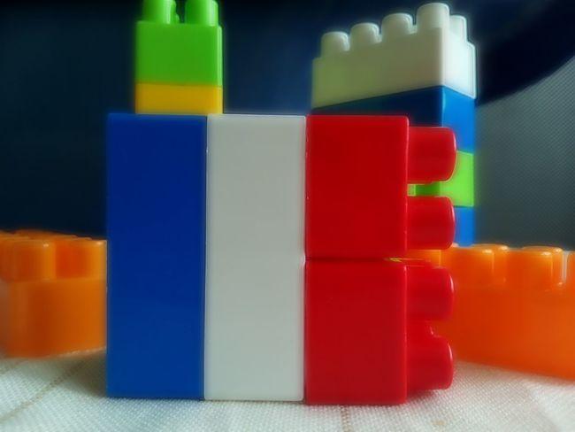 Drapeau Legophotography Jouets