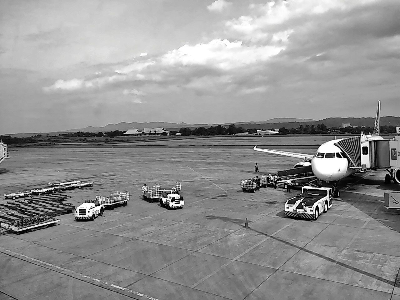 Catching A Flight Bw_ Collection Eyeem Philippines Get Moving Taking Photos Traveling Airport Blackandwhite Monochrome In The Terminal EyeEm Davao