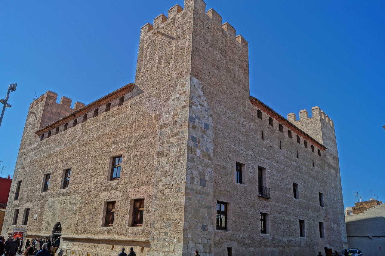 Alaquas Ancient Civilization Castell Castell D'Alaquàs Castillo Castillo De Alaquàs Castle Comunidad Valenciana Comunitat Valenciana Espana-Spain España🇪🇸 Exterior Historic Old