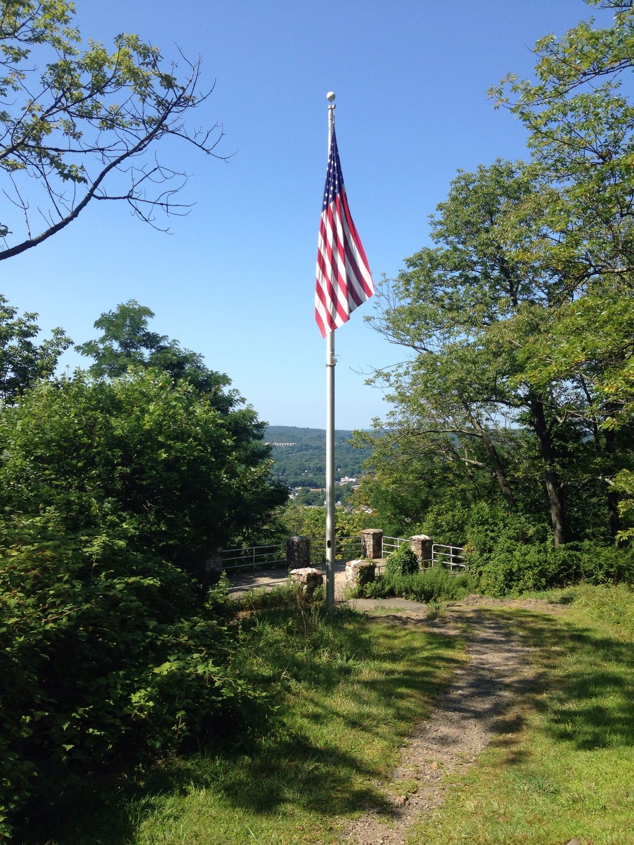 Beautiful stock photos of american flag, American Flag, Beauty In Nature, Clear Sky, Day