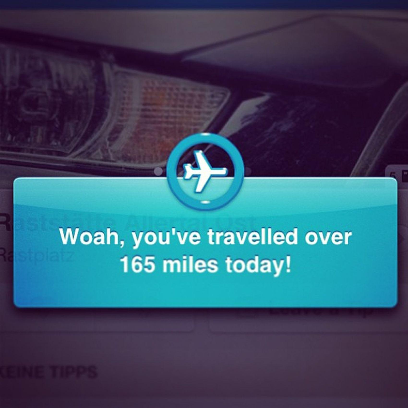 Jaha, und da kommen noch ein paar dazu! :D #Reise #Meilen Meilen Reise