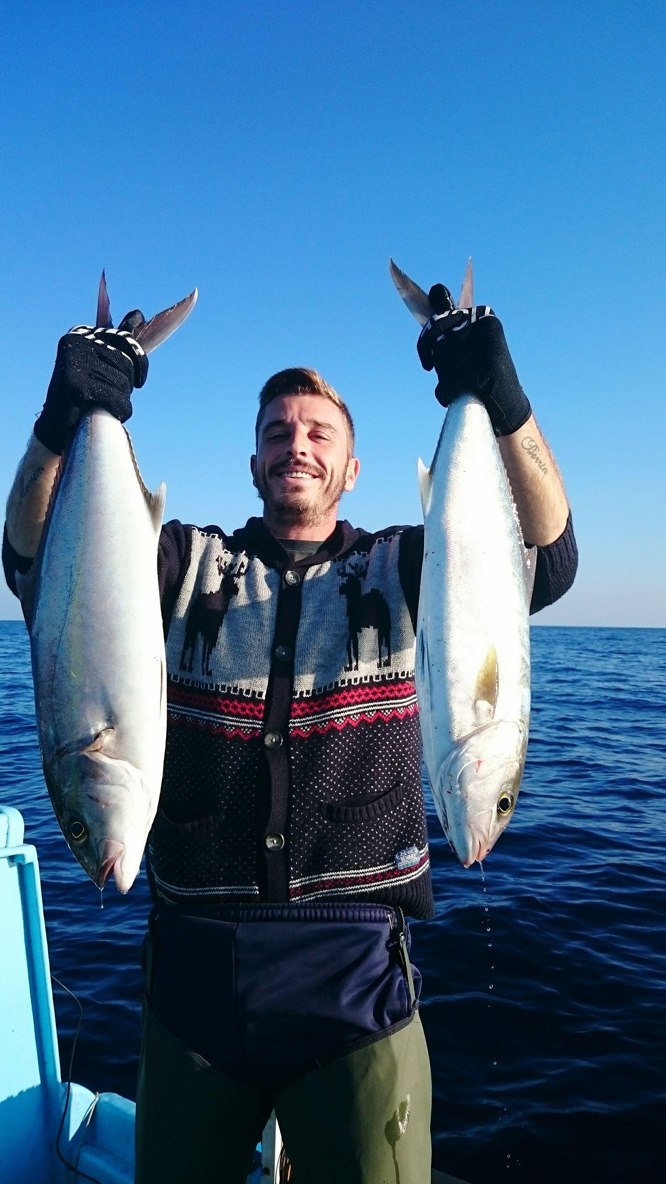 Winter Cyprus Goodday✌️ 2014 Duble Amberjack Jigging