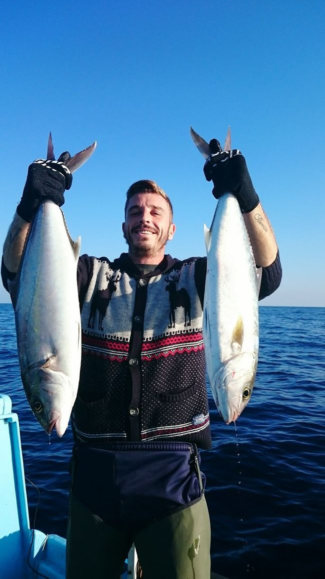 Winter Cyprus Goodday✌️ 2014 Duble Amberjack Jigging