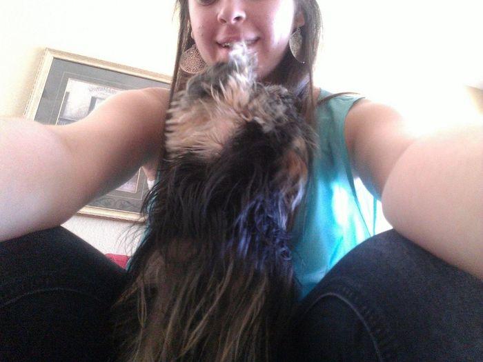My Dog Loves Me!