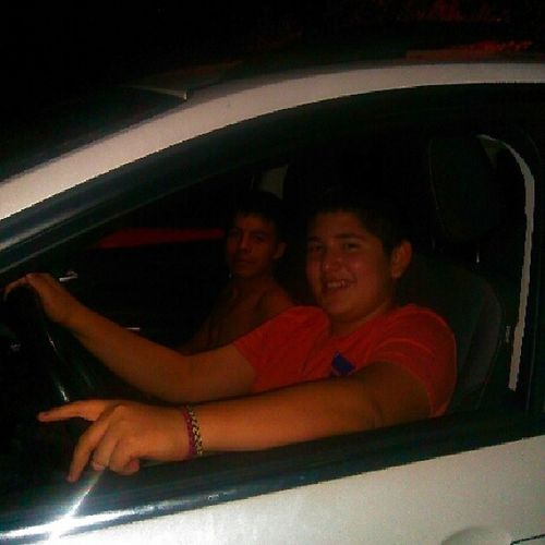 Cruising Around the hood ? wt. The bestfriend ?