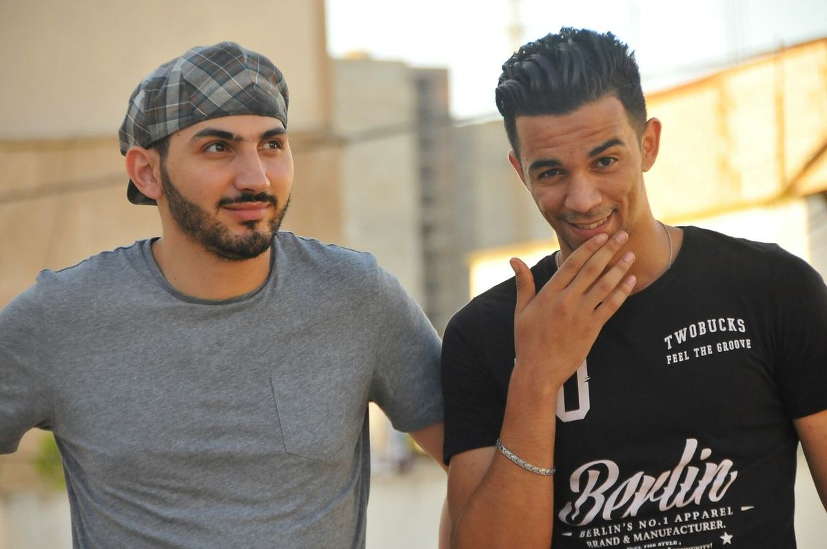 Lifestyle Streetfashion Urban Fashion Beau Goss L'Algérie ♥♥♥ Enjoying Life Taking Photos Eyem Best Shots BG