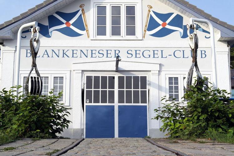 Hamburg Blankenese Segeln Sailing