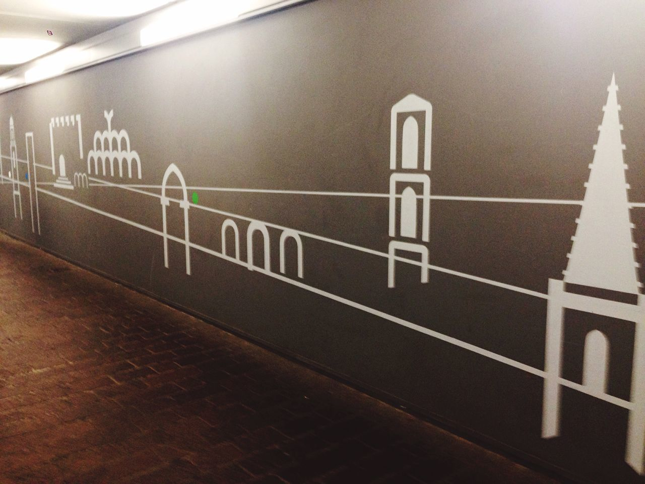 Underground Underground Passage First Eyeem Photo What's On The Roll