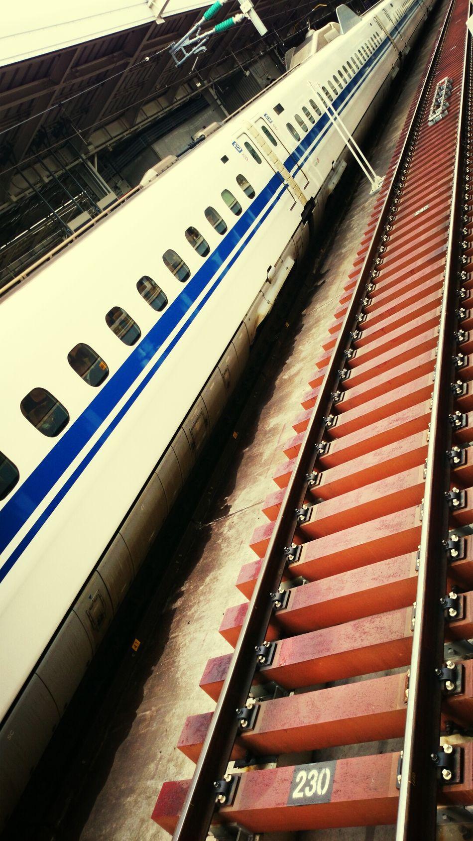 Train Bullet Train Street Photography Japan