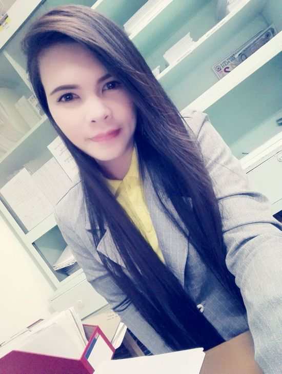 Good Morning✌♥ @office Workmode ON!!! Thanksgoditsfriday ILoveGod♥ That's Me Selfie ✌