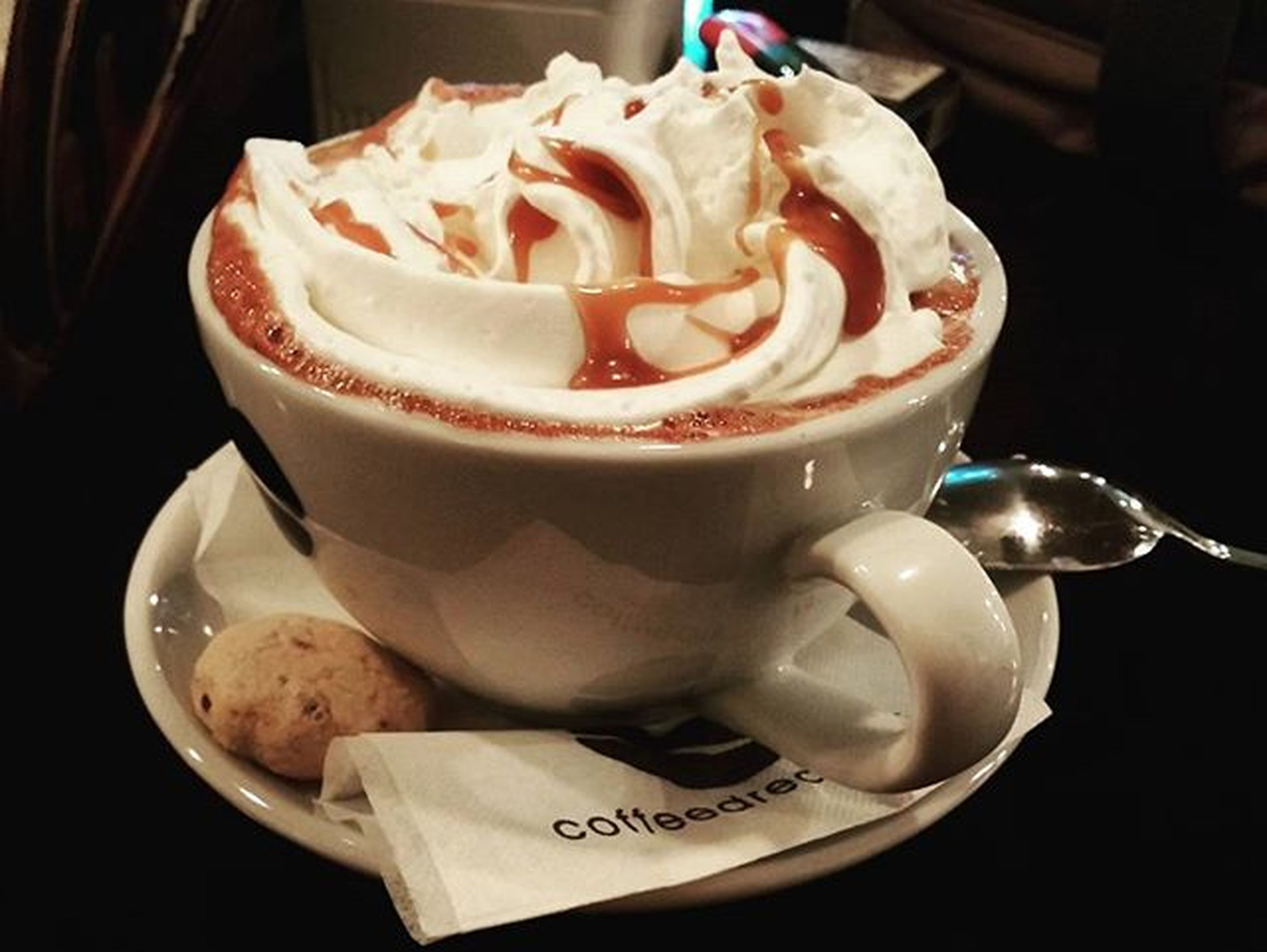 Coffeemochacaramel Thebestcoffee Belgrade Enjoyingcoffee Coffeedream