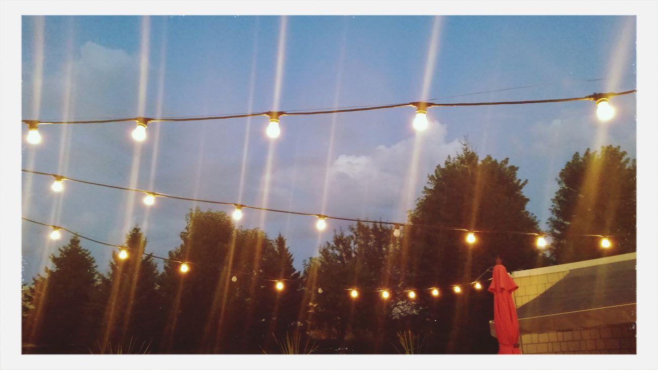Night Lights Happy Thursday Hanginglights