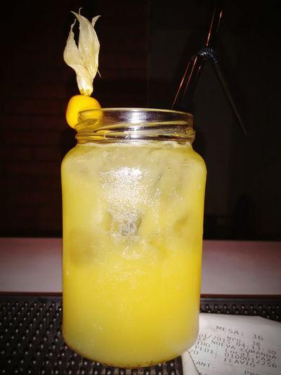 Honey passion Bartender <3