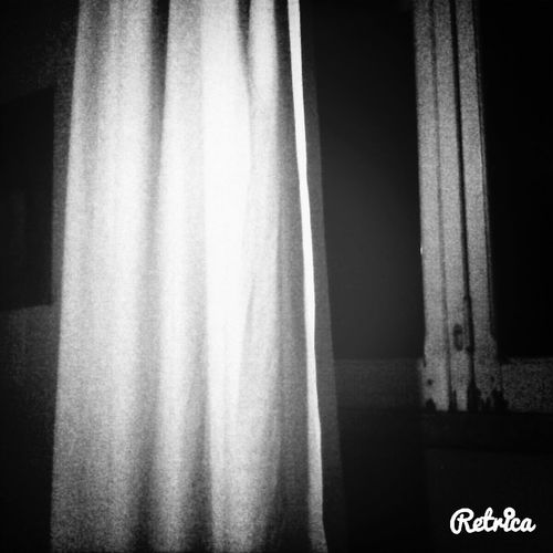 You never know what's in the dark Creepy Scary Window Youneverknow